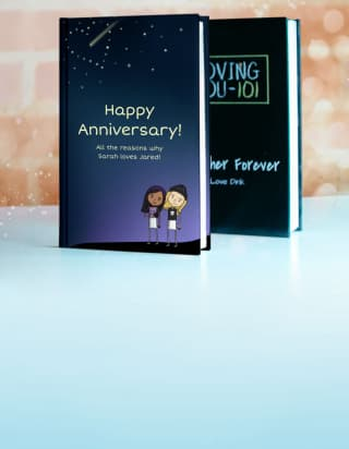 Anniversary Gifts by LoveBook