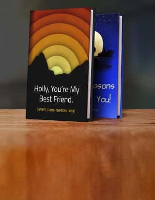Best Friend Personalized Gifts by LoveBook