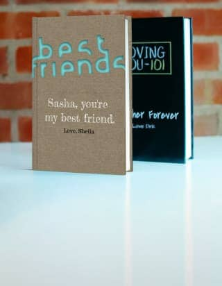 Best Friend Gifts By Lovebook The Personalized Gift Book That Says