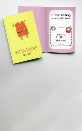 Personalized Get Well Gifts by LoveBook