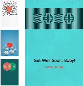 Personalized Get Well Gifts - LoveBook Covers