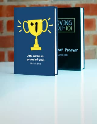 Graduation Personalized Gifts by LoveBook