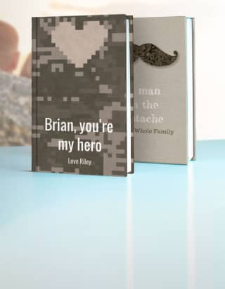 Military Personalized Gifts by LoveBook