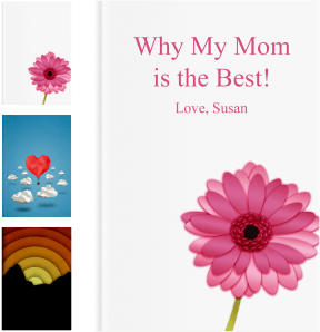 Mothers Day Gifts by LoveBook | The Personalized Gift Book ...
