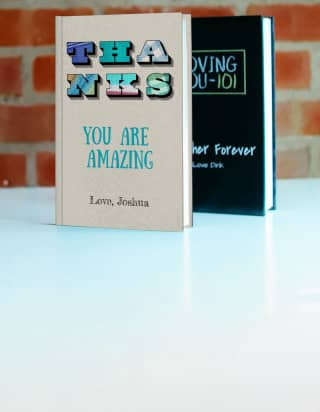 Thank You Personalized Gifts by LoveBook