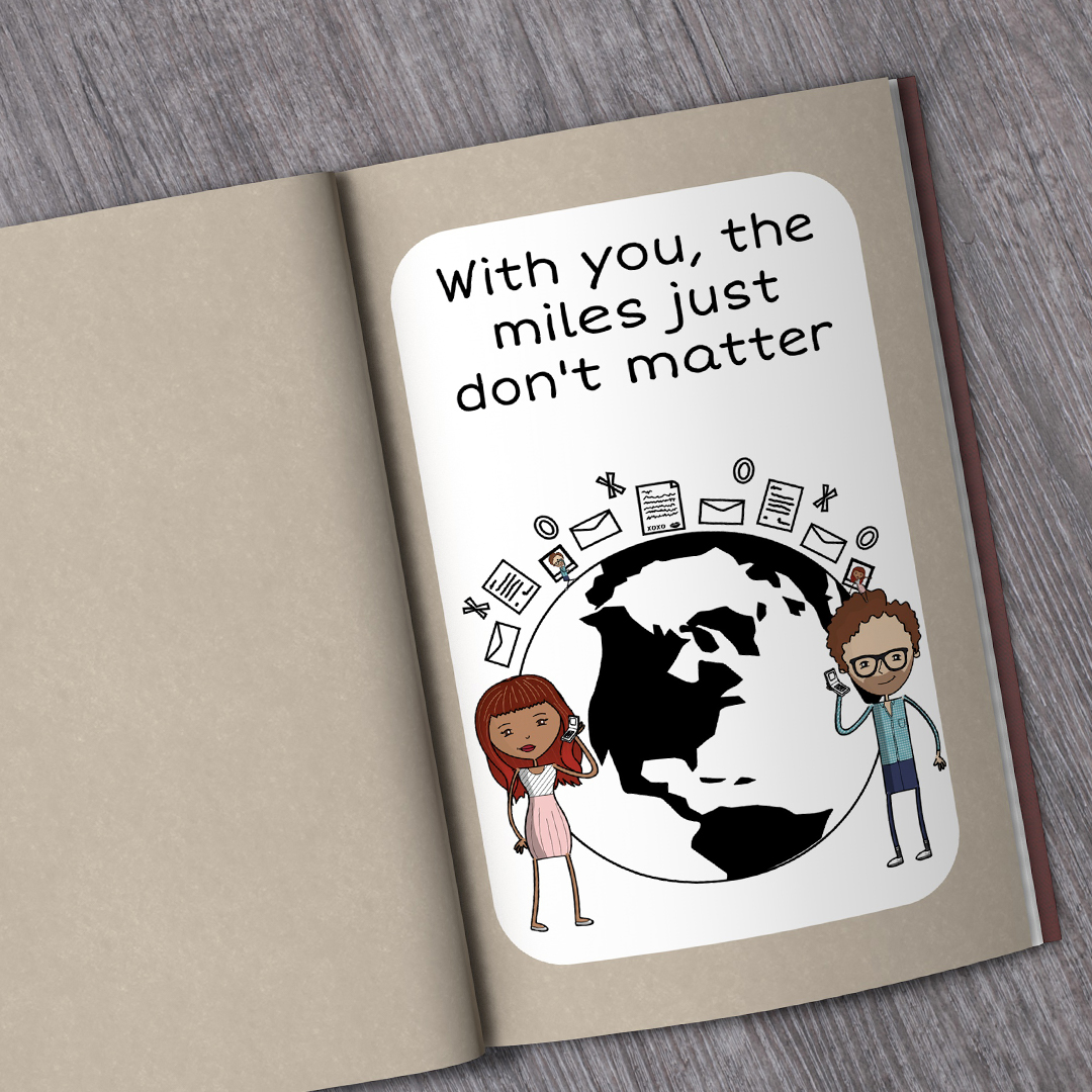 The Unique Personalized Gift Book That Says Why You Love Them | LoveBook Online - 2
